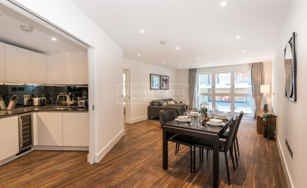 Aldgate flat rental